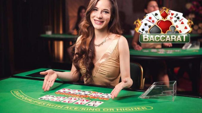 Baccarat Heaven Play game online