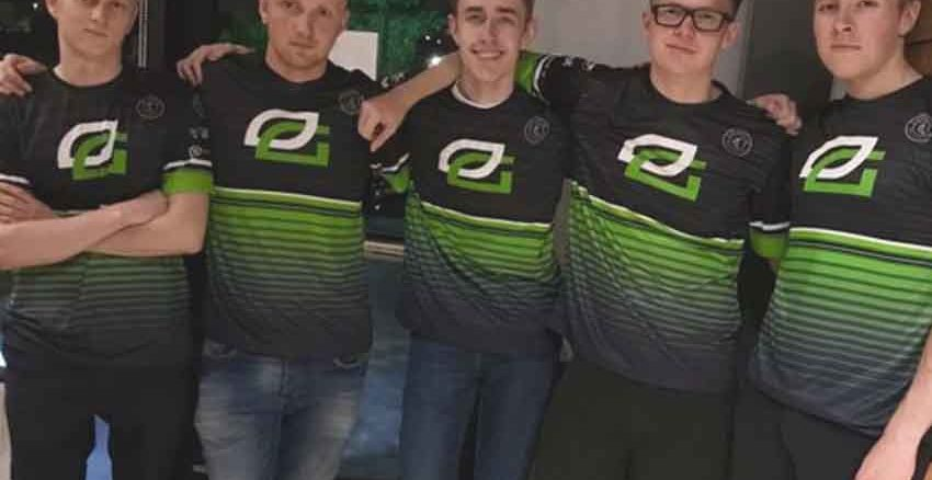 Optic TI8 dota
