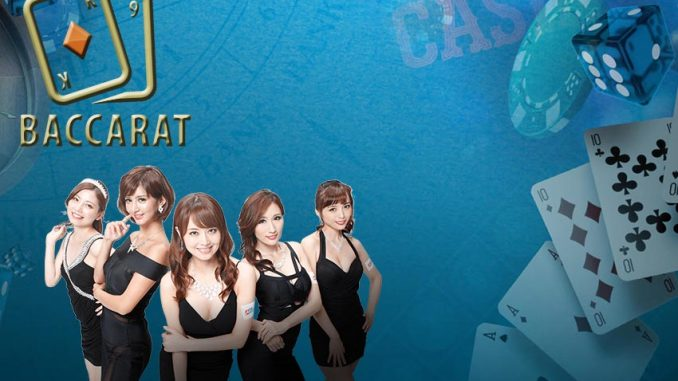 cASINO BACCARAT GAME NON STOP PLAy
