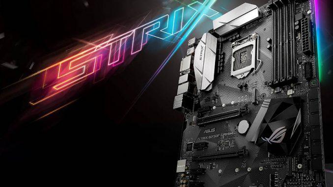 ASUS STRIX B250F Gaming ES