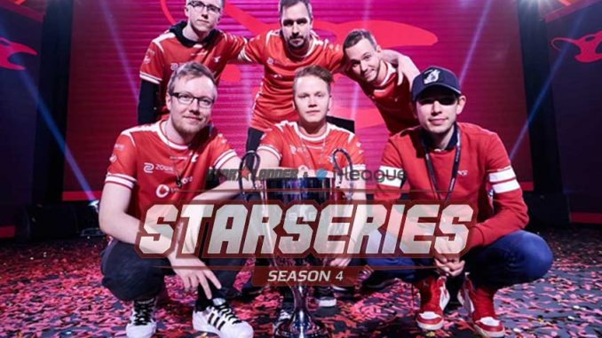 StarLadder & i-League StarSeries Champ mousesports