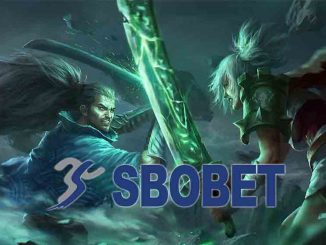 YAsuo Sbobet game LOL eSports