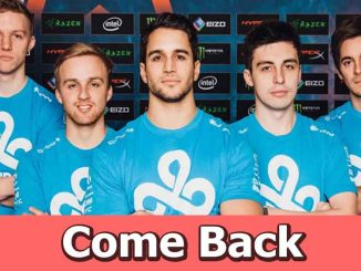Shroud Come back CSGO